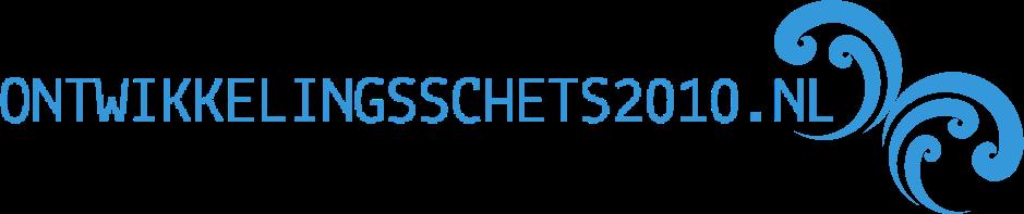 Ontwikkelingsschets2010.nl